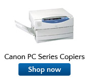 Canon PC Series Copiers