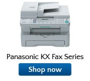 Panasonic KX Fax Series