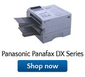Panasonic Panafax DX Series