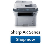 Sharp AR Series