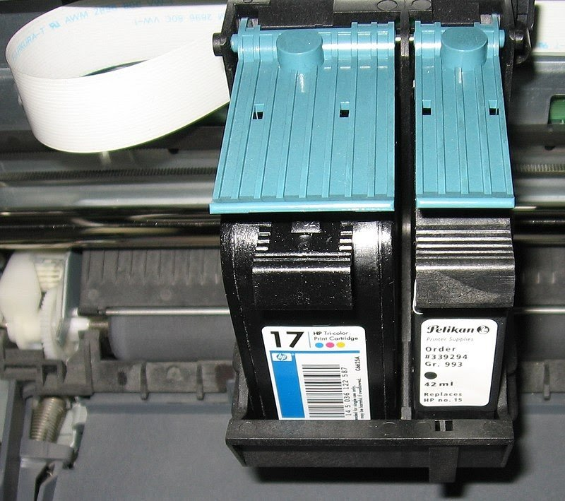 High printer ink costs force some printer owners to use non-OEM cartridges
